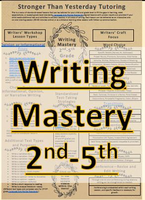 writing-mastery